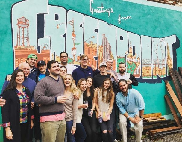 Team Elizabeth PMC fundraiser Brooklyn